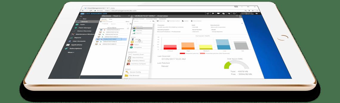 Cloud Based It Management Cloud Management Suite