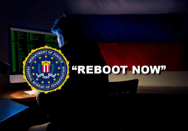 FBI Warning: Reset Your Routers – Cloud Management Suite