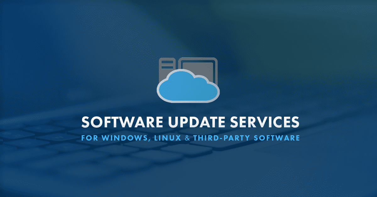 Software update scheduled successfully