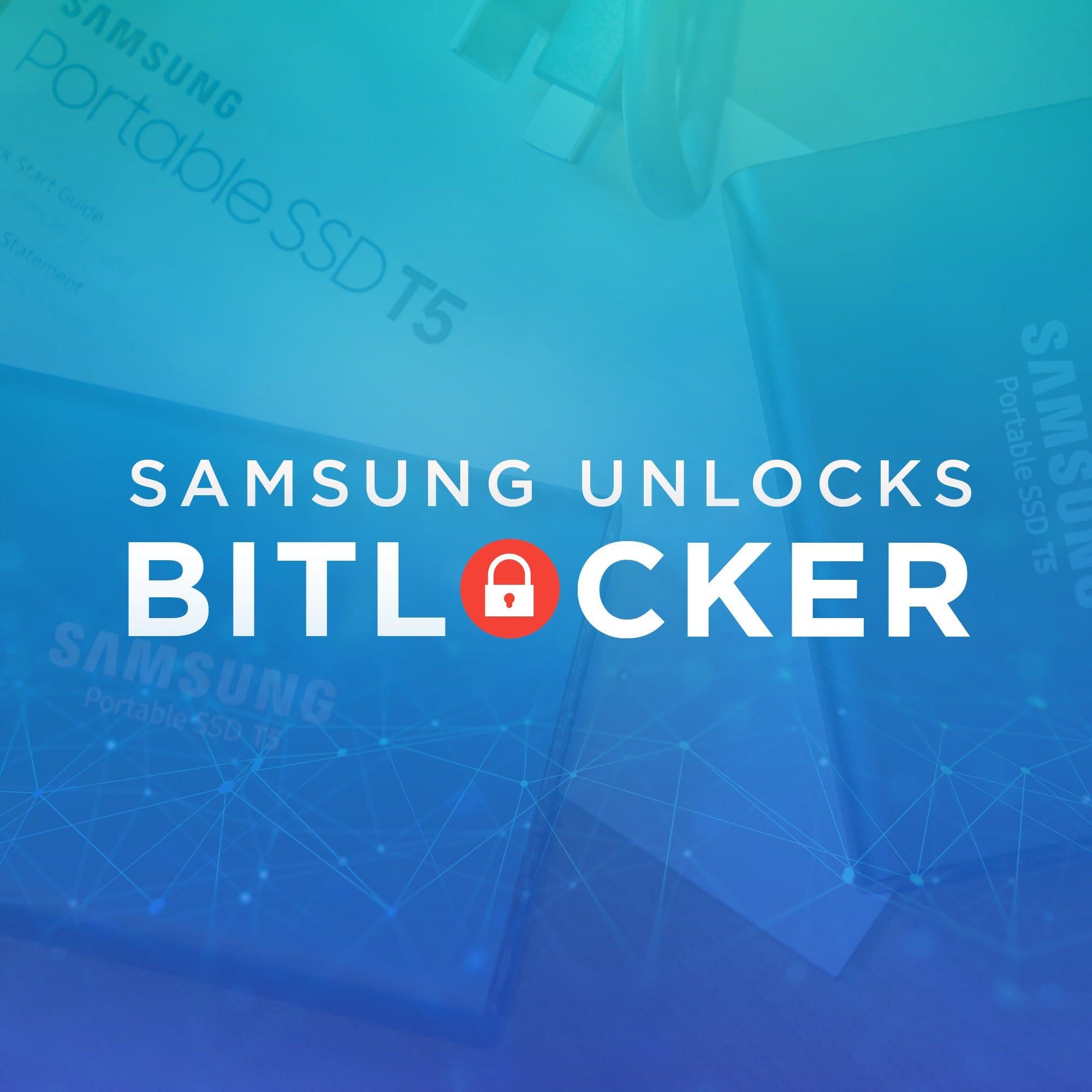Samsung SSD Vulnerability Bypasses Bitlocker Encryption – Cloud