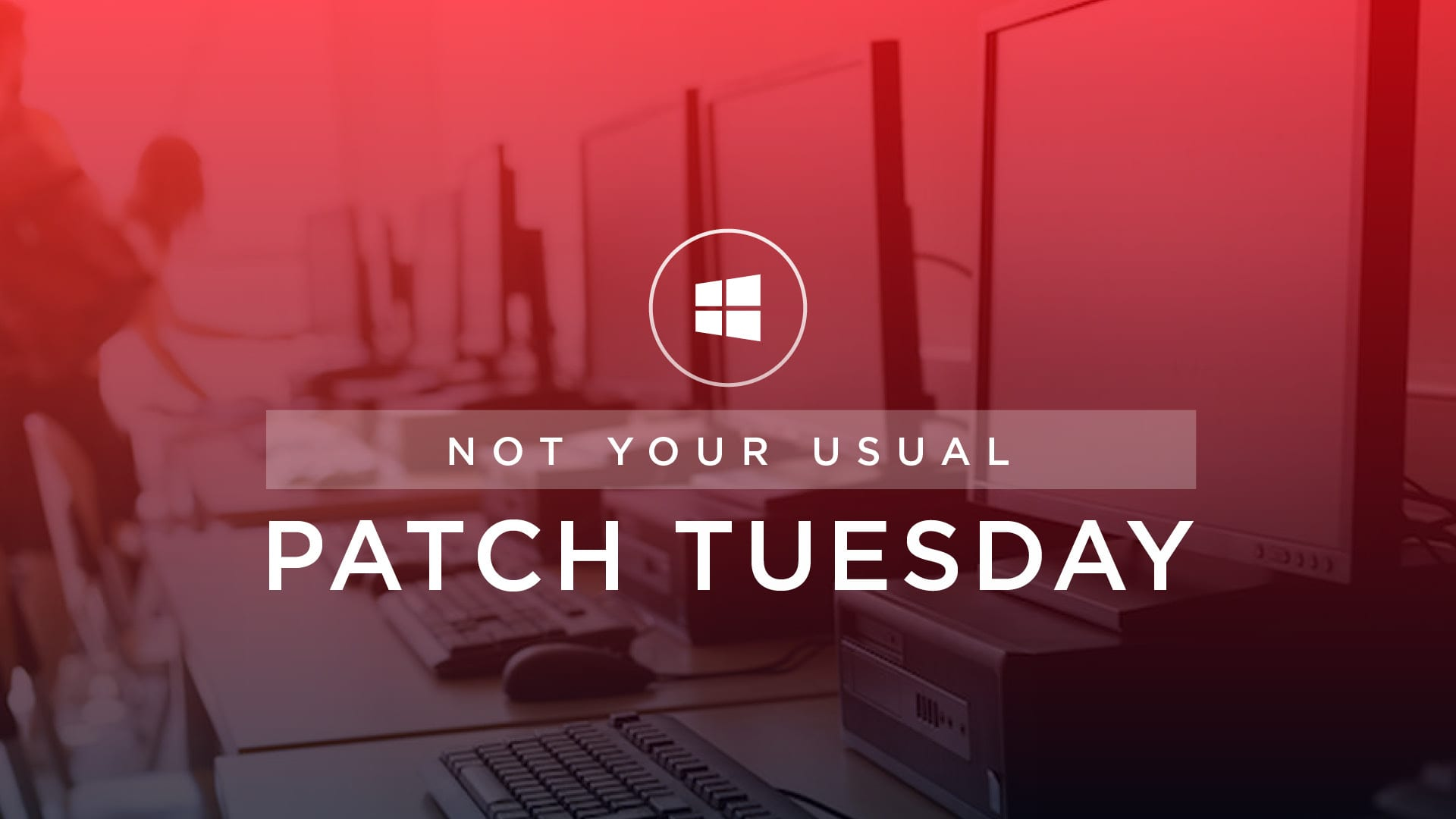 Not Your Usual Patch Tuesday: Rare Patch for Legacy Systems